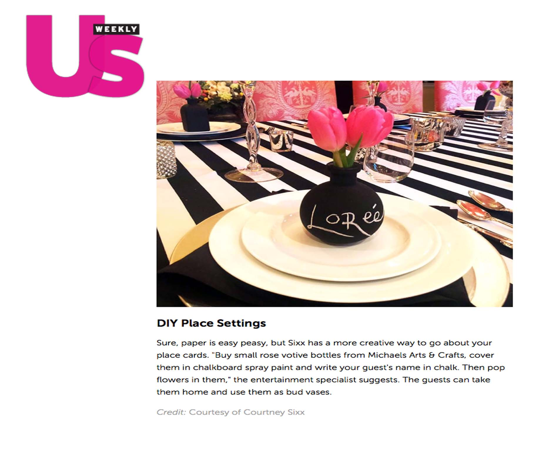 How to Throw the Perfect Galentine's Day Party on US Weekly  – HOW2GIRL